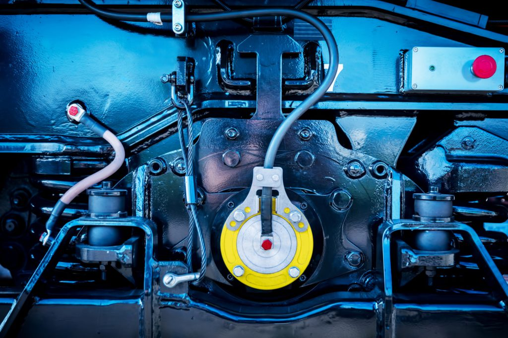 Engin. Railway industry