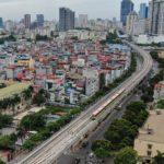 Thành lập Tổ công tác liên ngành để tăng cường phối hợp xử lý các vấn đề khó khăn, vướng mắc nhằm thúc đẩy tiến độ Dự án đầu tư tuyến Đường sắt đô thị thí điểm thành phố Hà Nội, đoạn Nhổn – Ga Hà Nội